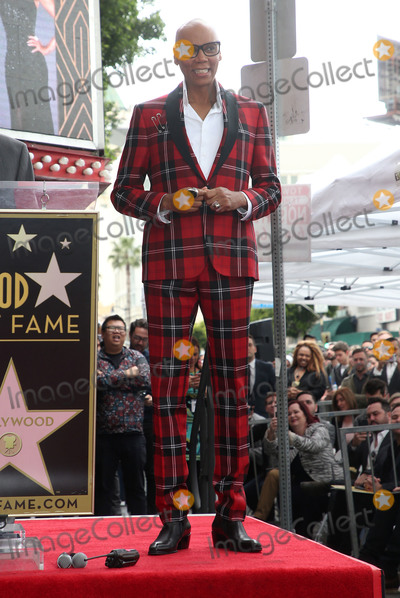 Photos From RuPaul Honored With Star On The Hollywood Walk Of Fame