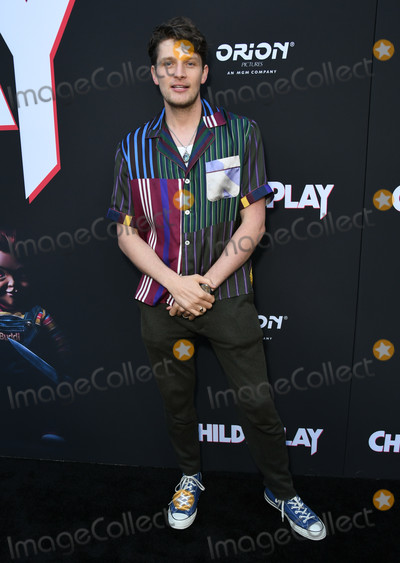 Photo - 19 June 2019 - Hollywood California - Brett Dier Childs Play Los Angeles Premiere Los Angeles Premiere held at the Arclight Hollywood Photo Credit Birdie ThompsonAdMedia