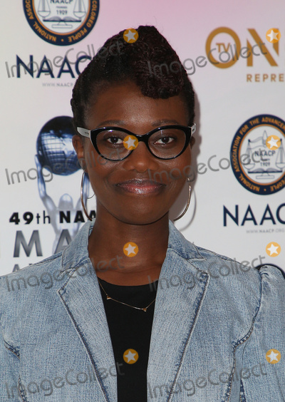 Erica Anderson Photo - 16 December 2017 - Beverly Hills California - Erica Anderson 49th NAACP Image Awards Nominees Luncheon Photo Credit F SadouAdMedia