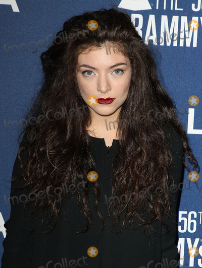 Photo - 23 January 2014 - West Hollywood California - Lorde Delta Air Lines Toasts 2014 GRAMMY Weekend With Lorde held at the Soho House Photo Credit Kevan BrooksAdMedia