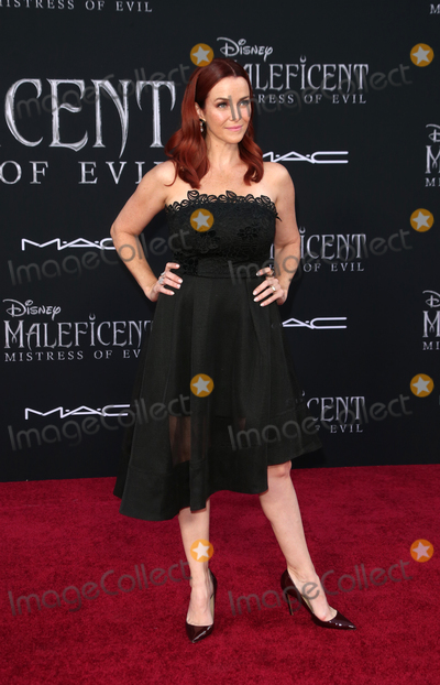 Annie Wersching Photo - 30 September 2019 - Hollywood California - Annie Wersching World Premiere Of Disneys Maleficent Mistress Of Evil held at El Capitan theatre Photo Credit FSadouAdMedia
