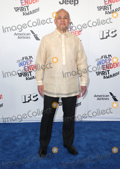 Rey Cuerdo Photo - 03 March 2018 - Santa Monica California - Rey Cuerdo 33rd Annual Film Independent Spirit Awards held at the Santa Monica Pier Photo Credit F SadouAdMedia