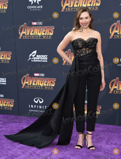 Photo - Disney and Marvels Avengers Infinity War Los Angeles Premiere
