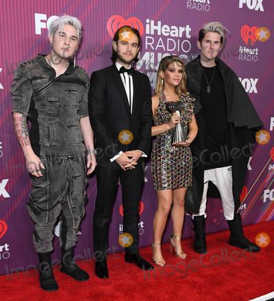 Photo - 2019 iHeart Radio Music Awards - Press Room