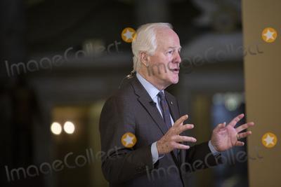 Photos From United States Senator John Cornyn (Republican of Texas) Interview