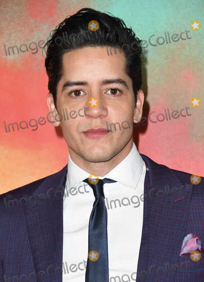 Alberto Casablanca Photo - 14 November 2018 - Los Angeles California - Alberto Casablanca Netflixs Narcos Mexico Season 1 Premiere held at Regal Cinemas LA Live Photo Credit Birdie ThompsonAdMedia