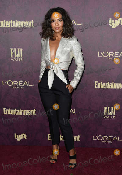 Leslie-Ann Brandt Photo - 15 September 2018 - West Hollywood California - Leslie Ann Brandt 2018 Entertainment Weekly Pre-Emmy Party held at the Sunset Tower Hotel Photo Credit Birdie ThompsonAdMedia