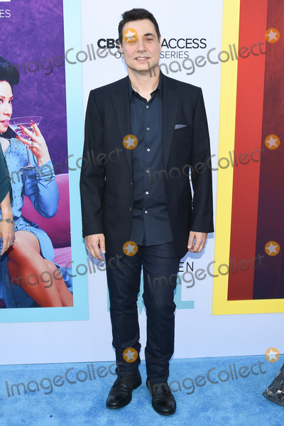 Adam Ferrara Photo - 07 August 2019 - Beverly Hills California - Adam Ferrara CBS All Access Why Women Kill Los Angeles Premiere held at The Wallis Annenberg Center for the Performing Arts Photo Credit Billy BennightAdMedia