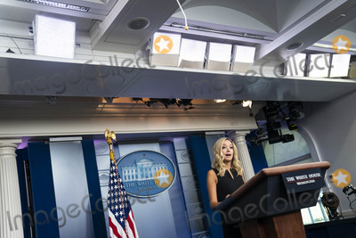 Photo - White House Press Secretary Kayleigh McEnany Holds Press Briefing