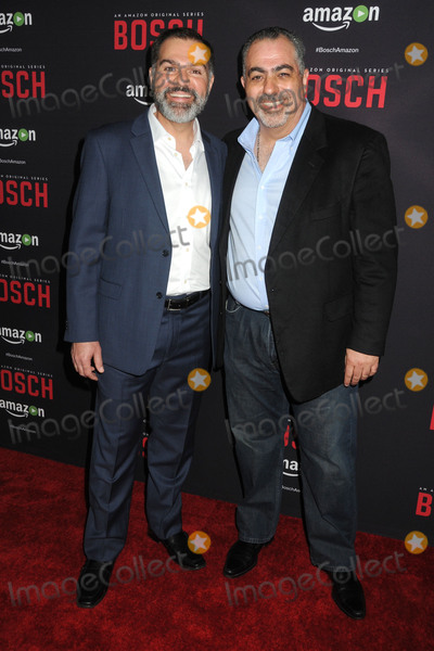 Jack Topalian Photo - 3 March 2016 - West Hollywood California - Ludwig Manukian Jack Topalian Amazon Original Series Bosch Season 2 Premiere held at the Pacific Design Center Photo Credit Byron PurvisAdMedia