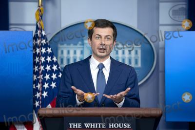Photos From White House Press Secretary Jen Psaki Holds Briefing