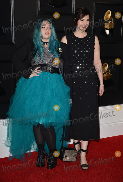 Annie Stoll Photo - 10 February 2019 - Los Angeles California - Annie Stoll Meghan Fotoy 61st Annual GRAMMY Awards held at Staples Center Photo Credit AdMedia