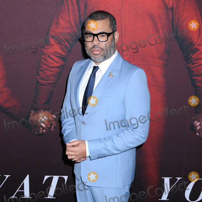 Photo - 19 March 2019 - New York New York - Jordan Peele at Universal Pictures US Premiere at the Museum of Modern Art in Midtown Photo Credit LJ FotosAdMedia
