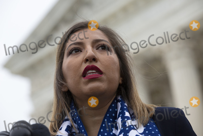 Photos From 'Home is Here' Rally Outside the Supreme Court
