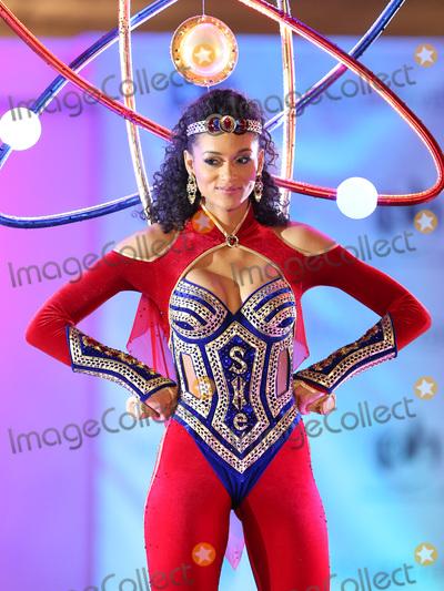 Photo - 18 November 2017 - Las Vegas NV -  Miss USA Kara McCullough  66th Miss Universe Pageant National Costume Show at Planet Hollywood resort Hotel and Casino Photo Credit MJTAdMedia
