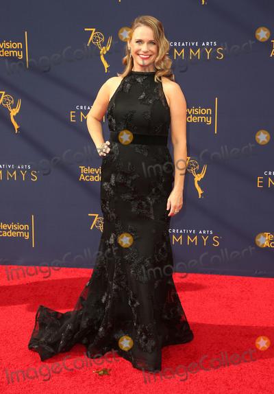 Andrea Barber Photo - 08 September 2018 - Los Angeles California - Andrea Barber 2018 Creative Arts Emmys Awards held at Microsoft Theater Photo Credit F SadouAdMedia