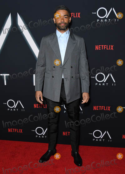 Photo - 18 March 2019 - Los Angeles California - Kingsley Ben-Adir Netflixs The OA Part II Los Angeles Premiere held at LACMA Photo Credit Birdie ThompsonAdMedia