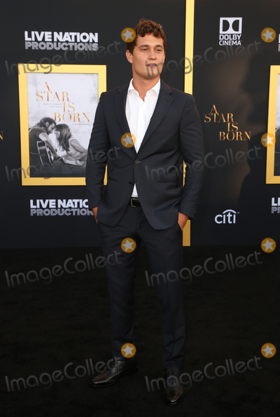 Photo - 24 September 2018-  Los Angeles California - Rafi Gavron the Los Angeles premiere of A Star Is Born held at The Shrine Auditorium Photo Credit Faye SadouAdMedia
