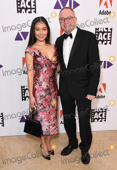 Photo - 17 January 2020 - Beverly Hills California - Hong Chau Kevin Tent 2020 ACE Eddie Awards held at Beverly Hilton Hotel Photo Credit Birdie ThompsonAdMedia
