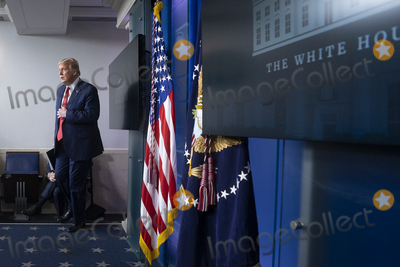 Photo - President Trump Holds a News Conference