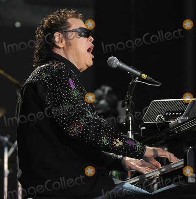 Ronnie Milsap Photo - 08 June 2012 - Nashville Tennessee - Ronnie Milsap 2012 CMA Music Festival Countrys Night To Rock held at LP Field Photo Credit Laura FarrAdMedia