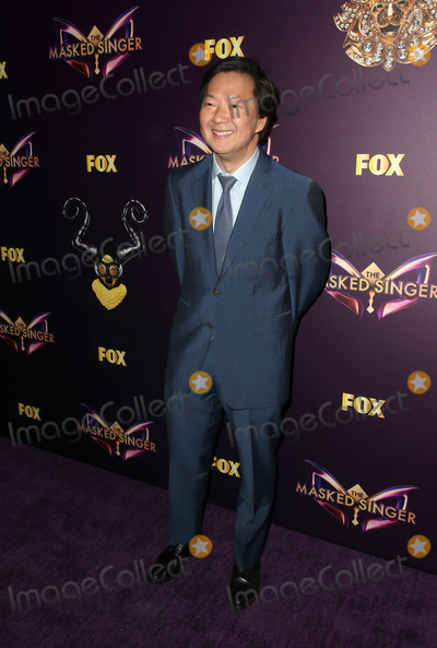 Photo - 13 December 2018 - West Hollywood California - Ken Jeong Foxs The Masked Singer Premiere Karaoke Event held at The Peppermint Club Photo Credit Faye SadouAdMedia