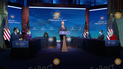Photo - Biden Announcement of Key Climate and Energy Team Nominees and Appointments