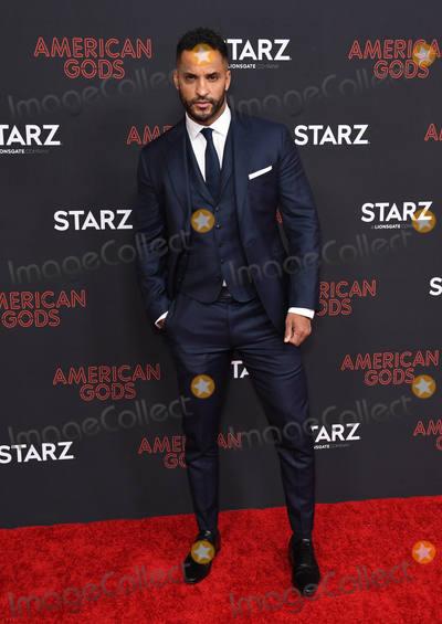Photos From 'American Gods' Season 2 Los Angeles Premiere