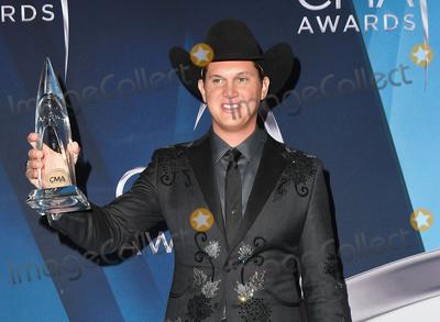 Photos From 51st Annual CMA Awards - Press Room