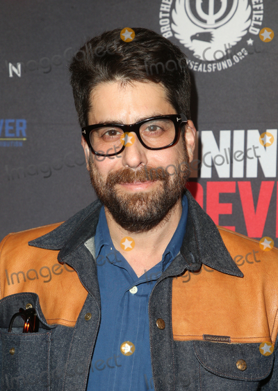 Adam Goldberg Photo - 16 September 2019 - Beverly Hills California - Adam Goldberg Premiere Of Quiver Distributions Running With The Devil held at Writers Guild Theater Photo Credit FSadouAdMedia