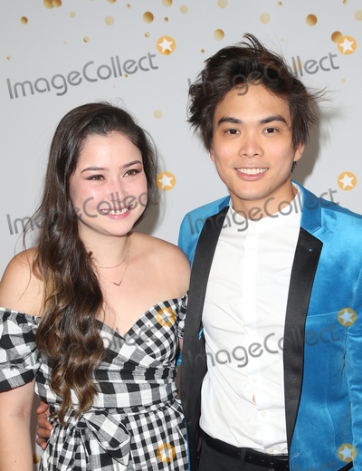 Photo - 19 September 2018-  Hollywood California - Shin Lim Casey Thomas Americas Got Talent Season 13 Live Show Final held at The Dolby Theatre Photo Credit Faye SadouAdMedia