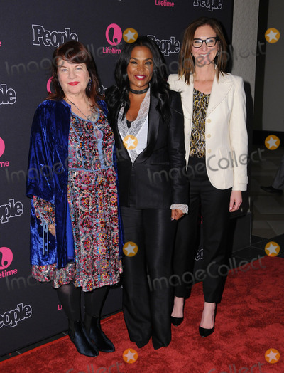 Alison Greenspan Photo - 13 January 2017 - Los Angeles California - Allison Anders Nia Long Alison Greenspan Beaches Los Angeles Premiere held at the Regal LA Live Theater Photo Credit Birdie ThompsonAdMedia