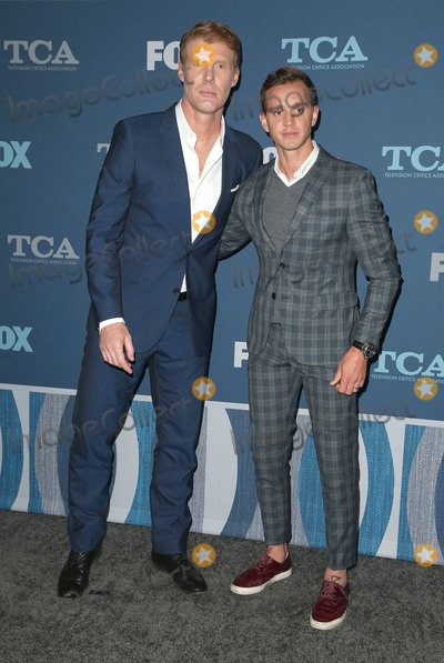 Alexi Lalas Photo - 04 January 2018 - Pasadena California - Alexi Lalas Stuart Holden 2018 Winter TCA Tour - FOX All-Star Party held at The Langham Huntington Hotel Photo Credit F SadouAdMedia