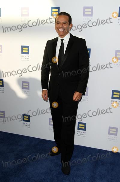Antonio Villaraigosa,Mayor Antonio Villaraigosa Photo - The Human Rights Campaign 2017 Los Angeles Gala Dinner