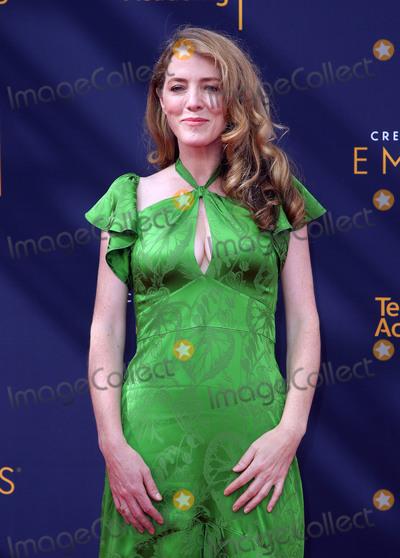 Annabelle Jones Photo - 08 September 2018 - Los Angeles California - Annabel Jones 2018 Creative Arts Emmys Awards held at Microsoft Theater Photo Credit F SadouAdMedia