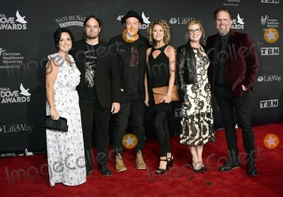 Photo - 16 October 2018 - Nashville TN - Mercy Me 49th Annual GMA Dove Awards at Allen Arena Lipscomb University Photo Credit Dara-Michelle FarrAdMedia