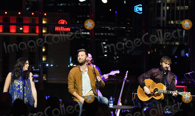 Photos From Lady Antebellum Country Music Hall of Fame and Museum Perfomance