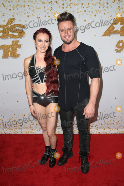 Photo - 19 September 2018-  Hollywood California - Duo Transcend Americas Got Talent Season 13 Live Show Final held at The Dolby Theatre Photo Credit Faye SadouAdMedia