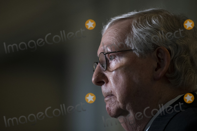 Photos From Senate Republican leadership holds post-GOP luncheon news conference.
