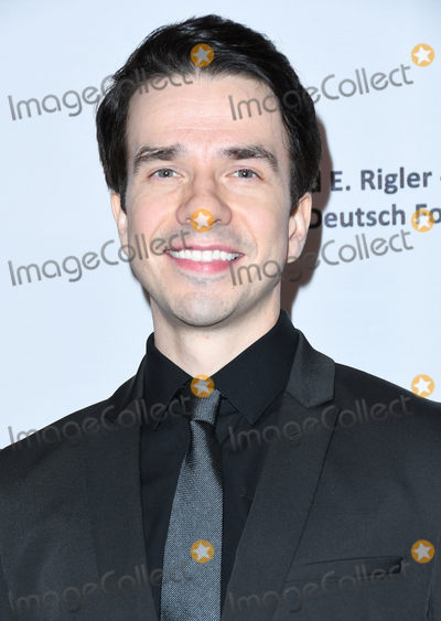 Arron Scott Photo - 17 December 2018 - Beverly Hills  California - Arron Scott American Ballet Theatres Annual Holiday Benefit held at Beverly Hilton Hotel Photo Credit Birdie ThompsonAdMedia