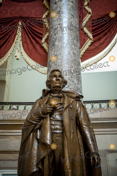 Photos From Confederate Statues in the US Capitol