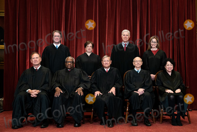 Photos From Supreme Court of the United States Group Photo - April 23, 2021