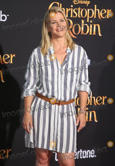 Photo - Christopher Robin Los Angeles Premiere