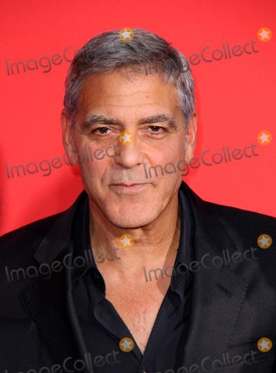 Photo - 22 October 2017 - Los Angeles California - George Clooney Suburbicon Premiere held at the Regency Village Theatre in Los Angeles Photo Credit AdMedia