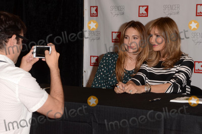 Photos From Jaclyn Smith in-store to Launch her baby line 'Spencer'