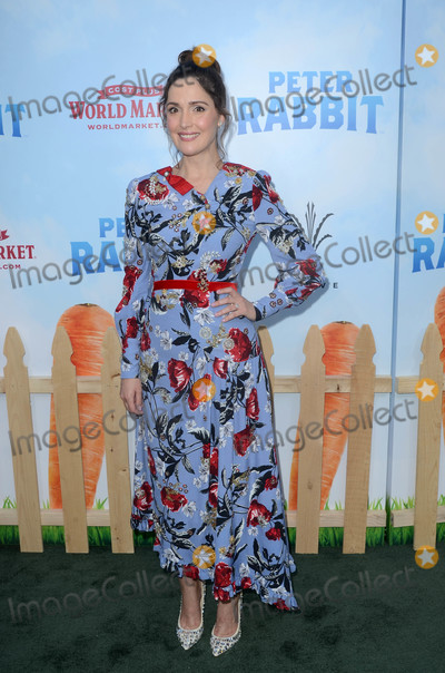 Photos From 'Peter Rabbit' Premiere