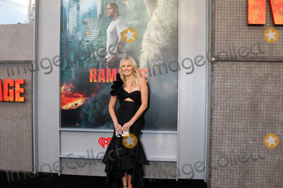 Photos From 'Rampage' Premiere