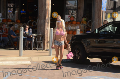 Photos From Reality Star Frenchy Morgan spotted in ripped shorts in Malibu