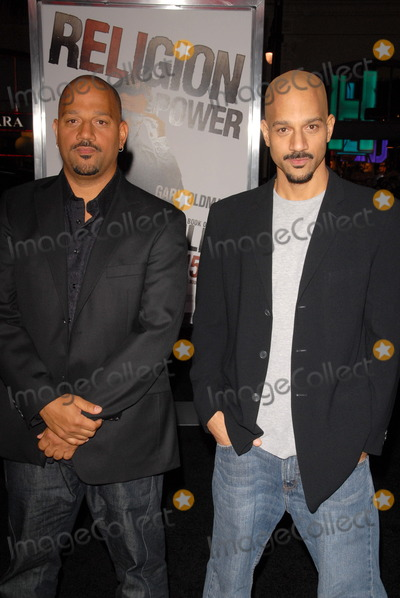 Allen Hughes Photo - Albert Hughes and Allen Hughesat The Book Of Eli Premiere Chinese Theater Hollywood CA 01-11-10