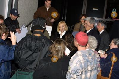Photo - Kim Novak on Larry King Live